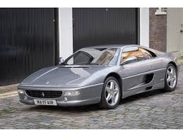 ferrari coupe used ferrari f355 coupe 3 5 berlinetta 2dr in city of westminster