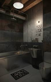 man cave bathroom ideas den loft by nordes home pinterest lofts industrial and bath