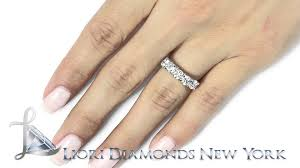 e wedding bands wba 37 2 00 carat e vs1 5 diamond wedding band anniversary