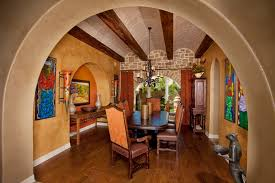 Tuscan Dining Room Tuscan Dining Room Mediterranean United States With