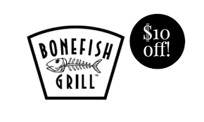 bonefish gift card bonefish grill coupon 10 more dining deals southern savers