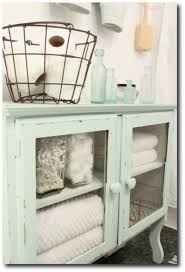 garage sales and a minty china cabinet shades of blue interiors
