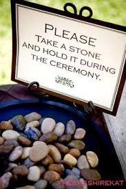 wedding wishing stones raleigh heart2heart wedding my unity ceremony series