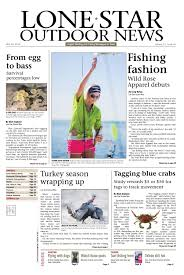 Zach King Author At Wolf Creek Angler Page 2 Of 2 by May 13 2016 Lone Star Outdoor News Fishing U0026 Hunting By Craig