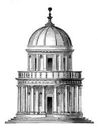 chi ha progettato la cupola di san pietro tempietto di san pietro in montorio