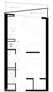 Smart Floor Plan by Smart House Condos By Urban Capital 05 Floorplan 1 Bed U0026 1 Bath