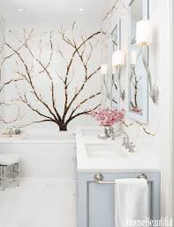 bathroom dp pubillones bathroom vanity modern new 2017 design full size of gallery custom azure blossom branch mural modern new 2017 design ideas bathroom wall
