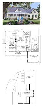 one level house plans with porch awesome best one story house plans images ideas house design