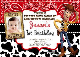 children u0027s western birthday invitations u2013 birthday card ideas