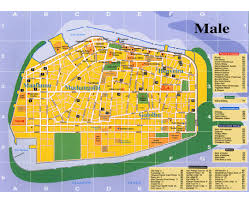 Travel Maps Maps Of Male Detailed Map Of Male In English Tourist Map