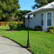 Patio Solar Lights Solar Lights For Courtyard And Patio By Free Light