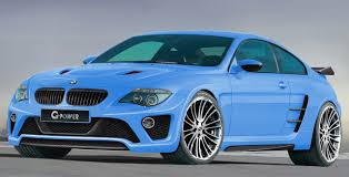 modified bmw m6 g power have modified the bmw m6 to hurricane speeds