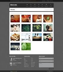 memento a free html template