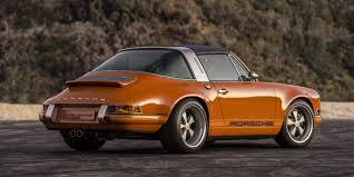 singer vehicle design flaunts restored 911s luxemburg