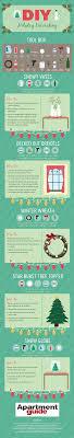 home decor infographic how to create a diy winter wonderland apartmentguide com
