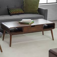 Center Table Design Pictures by Amazon Com Belham Living Carter Mid Century Modern Coffee Table