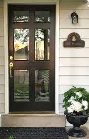 front doors exterior home design decorated with red front door