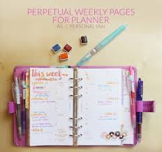 autumn writing paper printables autumn perpetual weekly a bloggism arlyna planner personalweekly oct