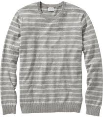 navy sweaters navy marled stripe crew neck sweaters where to buy how to wear