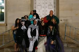 Halloween Ghost Tour by Raleigh Halloween Peg Legged Ghost Haunted House Special Edition
