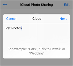 Pet Photo Albums How To Create Shared And Collaborative Photo Albums On Your Iphone