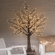 enchanted trees enchanted tree 1 5 metre led white blossom no