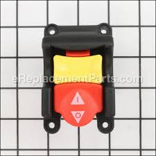 table saw safety switch switch assembly 089110109712 for ryobi power tool ereplacement parts