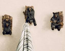 frolicking on tree hooks set of 3