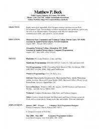 Sample Resume For Web Designer Fresher by Resume Entry Level Cover Letter Customer Service Resume Biodata