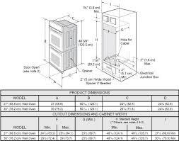 wall oven cabinet width 30 wall oven cabinet size farmersagentartruiz com