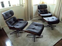 plycraft eames lounge chair reproduction style modern parts selig