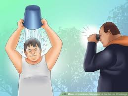 Water Challenge Steps How To Nominate Someone To Do The Challenge 4 Steps