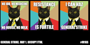 May Day Meme - the best may day poster ever critical theory com