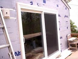 Vinyl Patio Door Luxuriant Installed Vinyl Patio Ideas Innovative How To Install