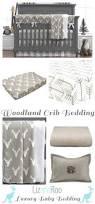 Woodland Nursery Bedding Set by Bedding Design Bedding Ideas Farmhouse Nursery Design Rustic