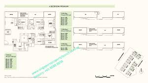 Starville Floor Plan by Westwood Residences Ec Jurong West Westwood Ave