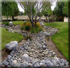 pictures of dry creek beds in landscaping garden gallery