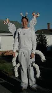 Yeti Halloween Costume Loved Yeti March 2009