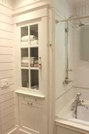 Bathroom Built In Storage Ideas Outstanding Attractive Bathroom Built In Cabinets With Best 25
