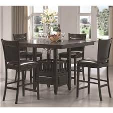 Bar Table And Stool Set Coaster Pub Table And Stool Set Find A Local Furniture Store