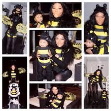 Lil Kim Halloween Costumes Shots Lil Kim Celebrates Halloween Daughter Royal