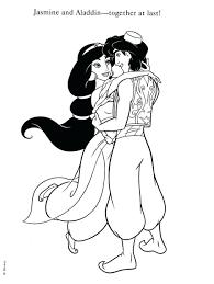 jasmine coloring pages hugging princess disney baby baby