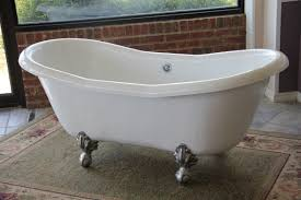 Freestanding Air Tub Restoria Bathtub Company Duchess 68