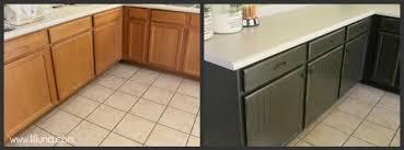 Easy Kitchen Cupboard Makeover - Kitchen cabinets makeover