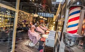 all women should be banned from barber shops u0027 telegraph