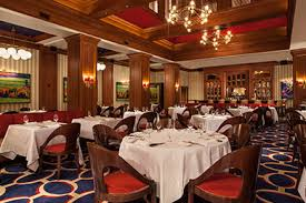 Steak House Interior Design Dining The Breakers