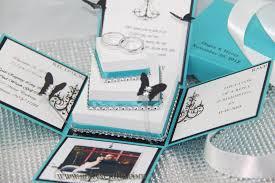 unique wedding invitation ideas wedding invitations new exploding box wedding invitation for