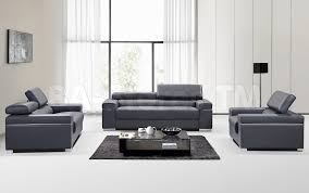 Genuine Leather Sofa And Loveseat 3116 00 Soho Modern Leather Sofa Set Sofa Loveseat And Chair