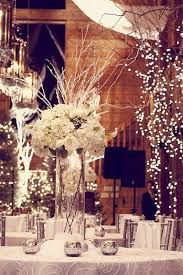 winter wedding centerpieces winter wedding centerpieces tulle chantilly wedding