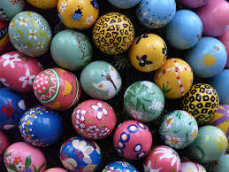 painted easter eggs free photo easter eggs easter colorful easter egg paint max pixel